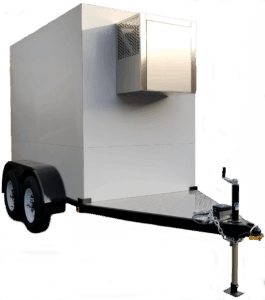 7x10 trailer rental